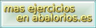 esquemas y ejercicios de abalorios