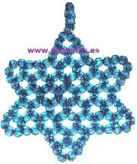 Colgante Hexag
