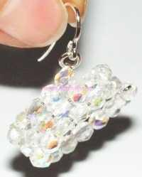 Spiral earring